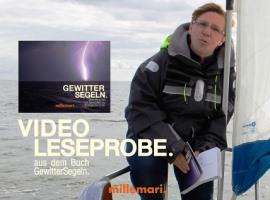 Video-Leseung zum Buch GEWITTERSEGELN