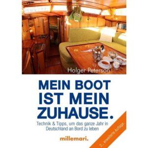 Das Cover des Buchs Mein Boot-ist mein Zuhause für den WooCommerce Onlineshop