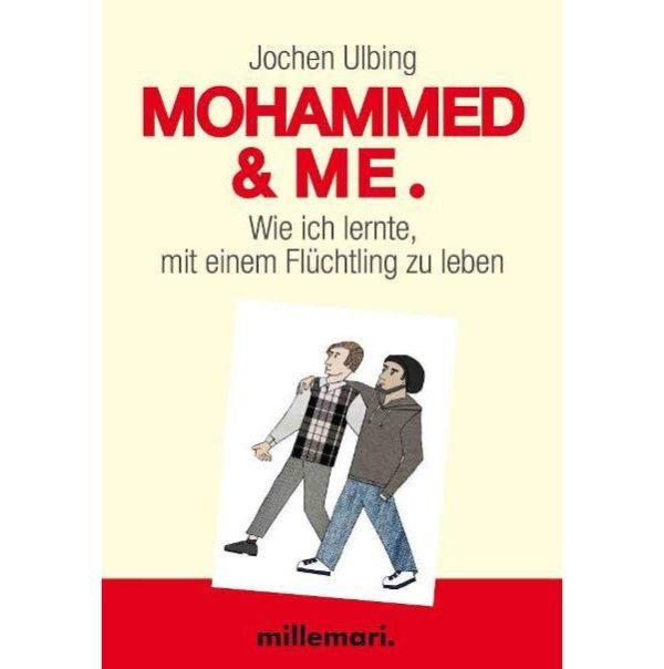 Das Cover des Buchs Mohammed and Me für den WooCommerce Onlineshop