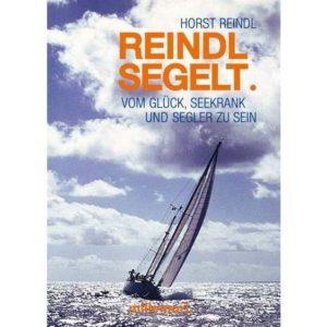 Das Cover des Buchs Reindl Segelt für den WooCommerce Onlineshop