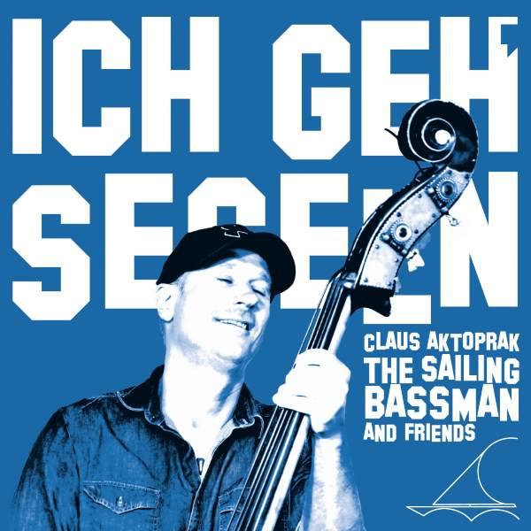 """Das Shopcover der Maxi CD """"Ich geh Segeln"""" von Claus Aktoprak"""